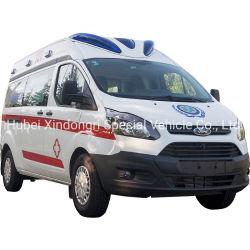 2021 XDR Nuova Ford Ambulance con Stretcher