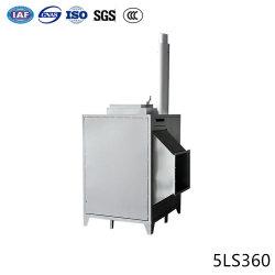 Le transfert de chaleur indirecte intégré cuisinière à combustibles solides