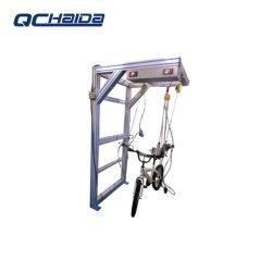 Freno de bicicleta equipo de pruebas de laboratorio de goma