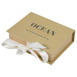 Роскошный Логотип малых ожерелья кольца браслет Earring подарок бумага картон украшения ювелирных изделий упаковке