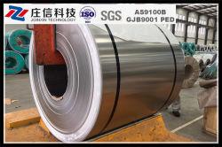 China proveedor fina de alta calidad titanio puro o de aluminio de aleación de titanio