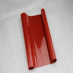 Vermelho/Preto/Branco/cinza/Prata pano de silicone de fibra de vidro