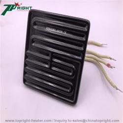 122x122mm Topright personnaliser la taille de la plaque de chauffage en céramique pour sauna réchauffement