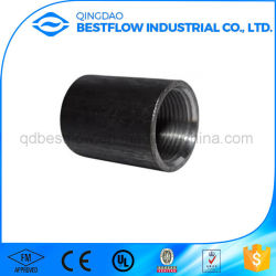 La norme ASTM A865 Noir/marchand en acier au carbone sans soudure en acier galvanisé l'accouplement