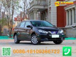 電気自動車の日産Sylphy EVの電気セダンの電気自動車のホーム車のSylphy EV Electromobileの中国人製造によってカスタマイズされる車の電気手段