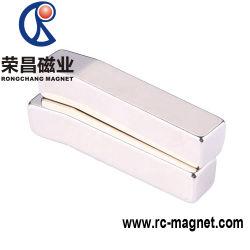 Barre de haute précision aimant en néodyme pour séparateur magnétique