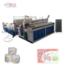 Papier hygiénique-1880 Mjt la fabrication du papier de la machine avec le gaufrage