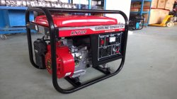 Tipo de painel de diesel de potência de motor a gasolina Geradores de gasolina portáteis