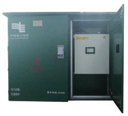Static Var Impermeable IP44 para hacer generador de tensión trifásica estable y Corrección de factor de potencia