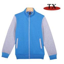 Настраиваемые бейсбола Outerwear Varsity Леттермана легкие куртки пальто куртка из хлопка