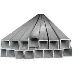 Quadrado e redondo do tubo de extrusão de ligas de alumínio personalizada