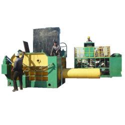 Y81 hydraulique machine à fabriquer des blocs de métal Voiture de déchets de la ramasseuse-presse