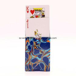 La publicité imprimée personnalisée de type plate-forme de Poker Cartes tisonniers de haute qualité