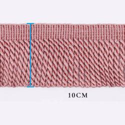 Новые поступления оптовой 10см слитков челкой Tassel фрезерный агрегат для шторки украшения