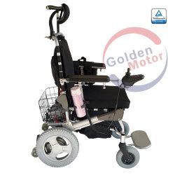 """Plegable Silla de ruedas de energía eléctrica con 8""""/10""""/12"""", aprobado por los ancianos y discapacitados/Discapacitados"""