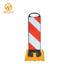 Flexible de Plástico Reflectante Post el tráfico de la Junta de advertencia para delineación junta
