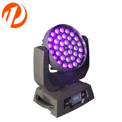 36*18W RGBWA UV6in1 Wash LED Moving Head Stage Light