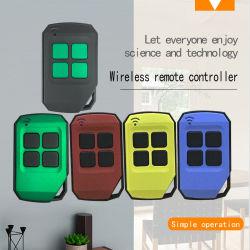 Shenzhen Yaoertai Factory Wireless 4 Tasten Fernbedienung Kloner / Duplikator Rollen Code 433,92MHz Yet2129 Fernbedienung