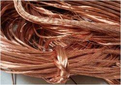 銅線の品質99.99%のスクラップの銅の粉砕の果実99.99%のスクラップの銅の中国の品質の工場供給