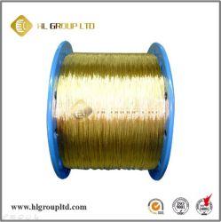Arame de aço revestido de cobre para a mangueira de borracha do fio de reforço