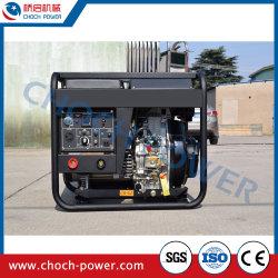 2kVA de Reeks 15kVA van de Diesel Generator AVR van de Lasser