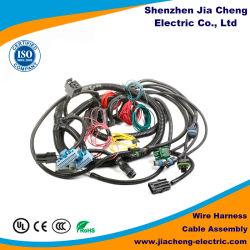 مجموعة أسلاك عالية الجودة مخصصة لكابل التوصيل مع IATF16949 UL شهادة للصناعة