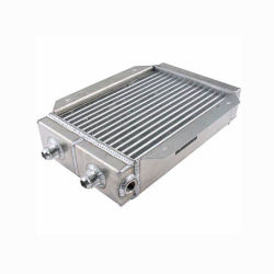 Kundenspezifischer Aluminiumhydraulikölkühler-Kern