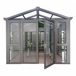 Four-Season vidrio cristal de la Casa Verde Solarium Solarium con mejor calidad de 20 años China fábrica con el mejor precio directo de fábrica de productos de venta caliente