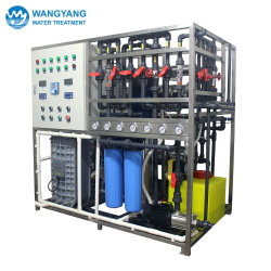 RO EDI Elektrodeionisation Ultrapure Wasseraufbereitungssystem