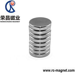 スピーカーのためのディスクNdFeBの極度の強い磁気小型磁石