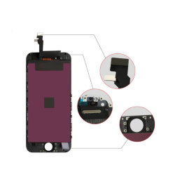 Téléphone cellulaire pièces Affichage LCD du numériseur pour iPhone 6