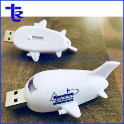 항공기 USB 저속한 운전사 비행기 펜 드라이브
