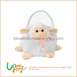 Los animales de peluche adorable Doll Cesta Don Pascual peluches