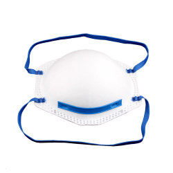 3D 머리띠 Niosh 승인되는 N95 대공 오염 가면