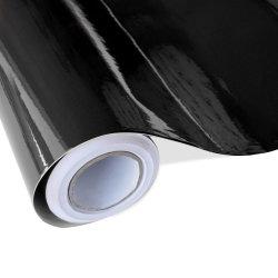 precio de fábrica PVC Color de alto brillo Vinilo adhesivo de vinilo de corte Roll