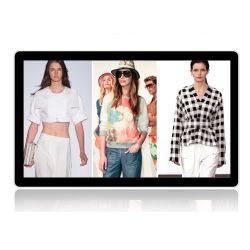 Leid van Fabriek Opgezette Digitale Signage LCD van 32 Duim Muur Adverterend VideoSpeler voor Zaken