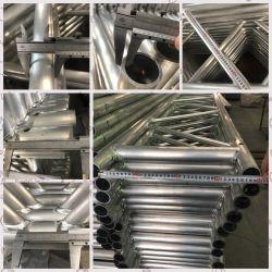 Escalera de aluminio andamios de aluminio para Equipos de Construcción de Andamios de vigas