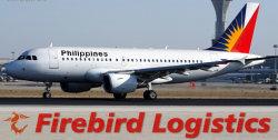 خدمة الشحن الجوي النقل الجوي الدولي النقل الجوي إلى الفلبين