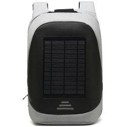 Sacchetto di campeggio di buona qualità di alto potere del comitato solare dello zaino del sacchetto all'ingrosso del computer portatile con il caricatore del USB
