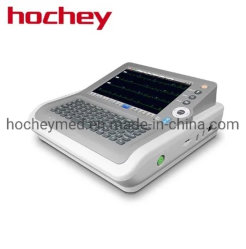 Monitor paziente cinese Hochey Monitor ECG portatile da 12 pollici Display TFT a colori