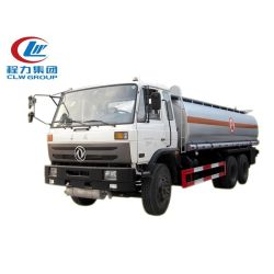 Clw Chengli 6X4 Dongfeng 10cbm 20cbm 산성 화학 액체 유조 트럭