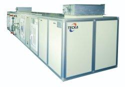 تنظيف غرفة ماكينة مناولة الهواء 10000 CMH G4، F6، مرشحات H13