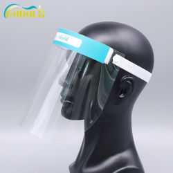 Protetor Facial médica máscara de proteção facial de Proteção com Marcação ce&FDA