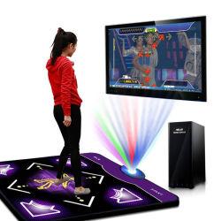 11のmmの厚さの倍のダンスのパッドのパソコン及びTVのための滑り止めのパッドのヨガのマット