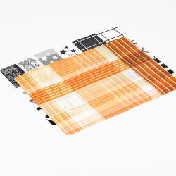 재사용 가능한 비 우븐 폴리프로필렌 식탁 직물, 테이블 매트, 사용자 지정 인쇄
