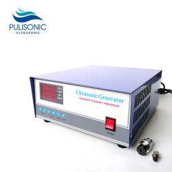مولد بالموجات فوق الصوتية بقدرة 1800 واط قابل للضبط للتردد والطاقة للصناعة الدوائية التنظيف