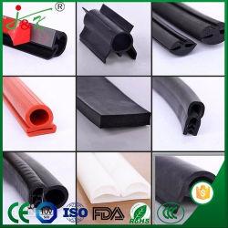 Profilo dell'espulsione della gomma di silicone per l'automobile e la costruzione