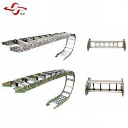 كيك سلسلة كابلات عالية الجودة حماية من النوع الآمن الصلب الكهربائي سلسلة الكابلات
