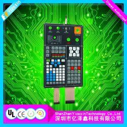 Мембранная клавиатура переключатель Graphic наложение мембраны панели с помощью наклейки