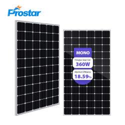 360W Monosolarzellen-photo-voltaische Solarbaugruppe baugruppe360 der Wp-hohe Leistungsfähigkeits-Solarbaugruppen-72
